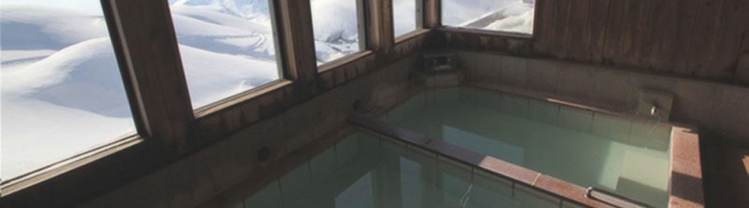 The Highest Altitude Natural Hot Spring in Japan